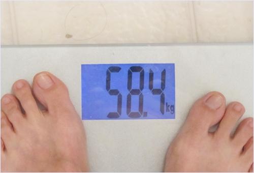 ミリタリーダイエット 効果 体重